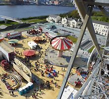 Legenderry Eye View by Fara