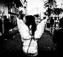 Angel by Spyridon
