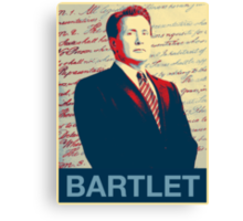 Bartlet Hope Canvas Print