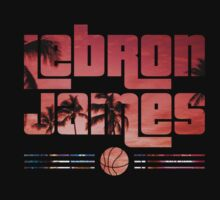 LEBRON JAMES (MIAMI) BASKETBALL by deyw