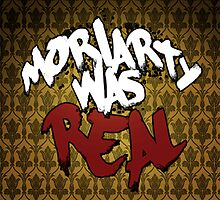 Moriarty was real by Fenlaf