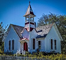Oysterville Church by thomr