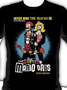 The Sid & Nancy Nintendo Lost Levels T-Shirt