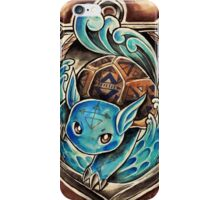 Wartortle  iPhone Case/Skin