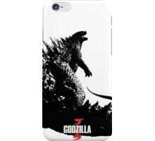 Godzilla (2014) iPhone Case/Skin