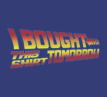 FUTURE SHIRT (Royal Blue Edition)  T-Shirt