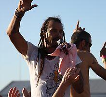 Michael Franti - Deni Blues & Roots 2014 by SnaphappyEm