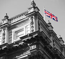 Downing Street Flag by Jennis17