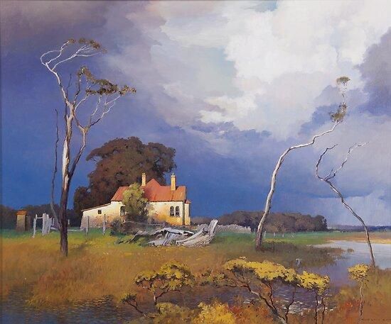 Ash Island by graham-krysten