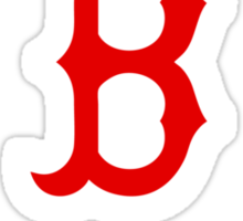 Boston red Sox - No Tar Required Sticker
