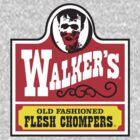Walkers - Old Fashioned Flesh Chompers by shirtcaddy