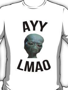 Ayy Lmao - White / Light T-Shirt