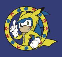 Pika-Sonic-Chu! by Kiro13