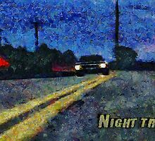 Night travel by Fernando Fidalgo