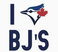 I Love BJ's 2 by Eric Medeiros
