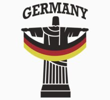 Germany Deutschland  Brazilië Worldcup 2014  by LaundryFactory