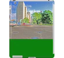 At The Bus Stop iPad Case/Skin