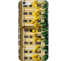 tulip castle iPhone Case/Skin