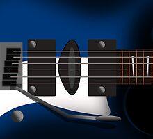 guitar  by motiashkar