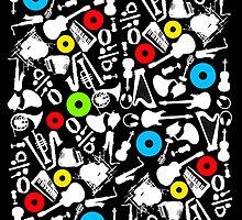 abstract music  by motiashkar