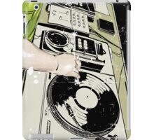 DJ! iPad Case/Skin