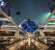 Inside Space by elblots