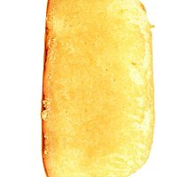 Twinkie phone case by AlbinoFaux
