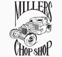 Millers Chop Shop 1946 Chevy Truck 2 by YoPedro