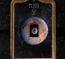 Pluto by Rayvh