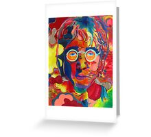 Lennon Greeting Card