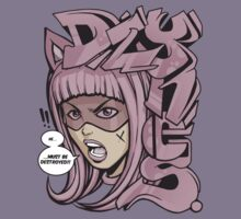 Dzynes must be destroyed! (pink) by DZYNES