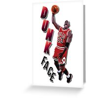 MJ Greeting Card