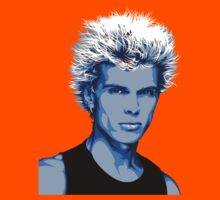 Billy Idol Face by xtotemx