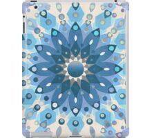 Frozen Mandala Flower iPad Case/Skin