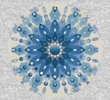 Frozen Mandala Flower Kids Clothes