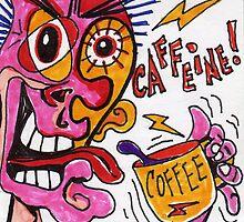 'CAFFEINE!' by Jerry Kirk