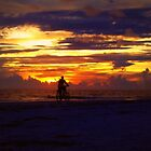 See me ride out of the sunset by bostonrache
