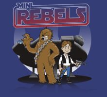 Mini Rebels by trheewood