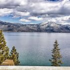 Not yet spring at Lake Tahoe by Erika Price