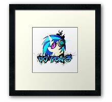 DJ Pon-3 Spray Framed Print