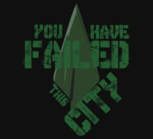 You have failed this city by qindesign