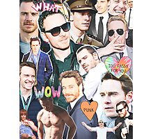 too fassy for you Photographic Print