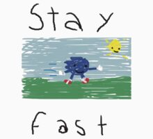 Stay Fast Kids Clothes
