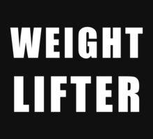 Weightlifter by sebastya