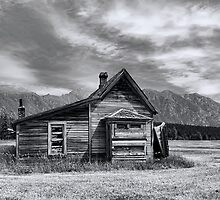 little house on the prairie by chromaticvista