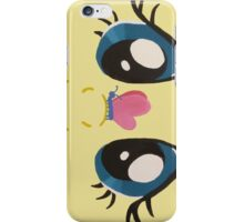 Fluttershy and Butterfly iPhone Case/Skin