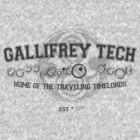 Gallifrey Tech - College Wear 03 by Penelope Barbalios