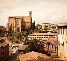 Siena, Tuscany by VaidaAbdul