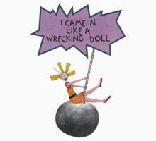 Wrecking Doll Kids Clothes