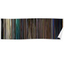Moviebarcode: Kill Bill: Vol. 1 (2003) Poster